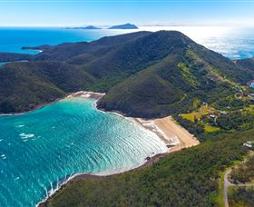 Basil Bay on Keswick Island - Gold Coast Attractions