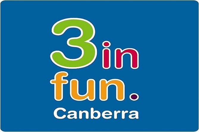 3infun Canberra Attraction Pass Including the Australian Institute of Sport Cockington Green Gardens and Questacon - Gold Coast Attractions