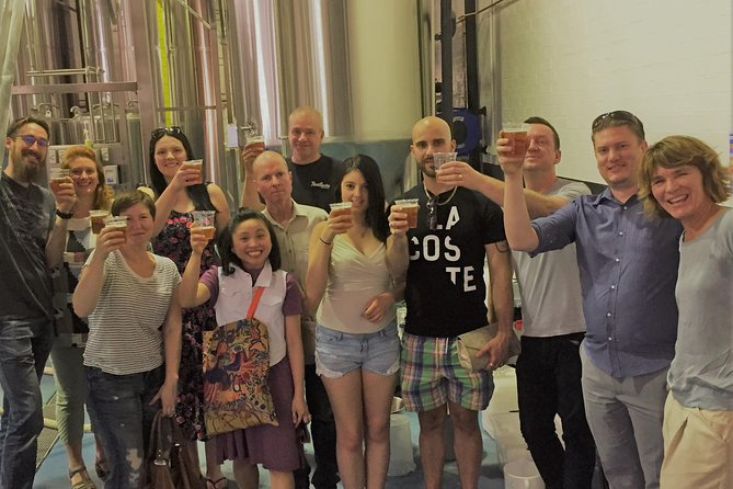 CanBEERa Explorer Capital Brewery Full-Day Tour - Gold Coast Attractions