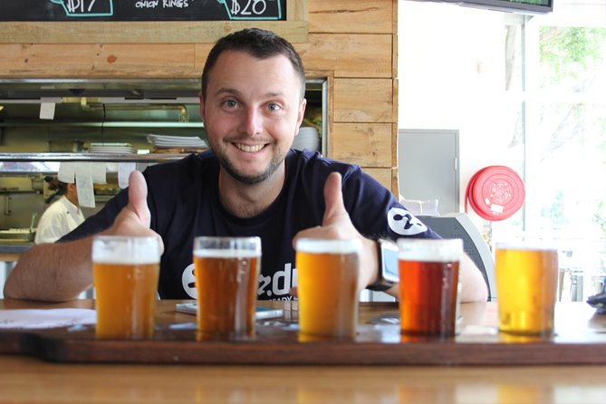 Capital 3in3 - 3 Craft Beer Hotspots in 3 Hours - Gold Coast Attractions