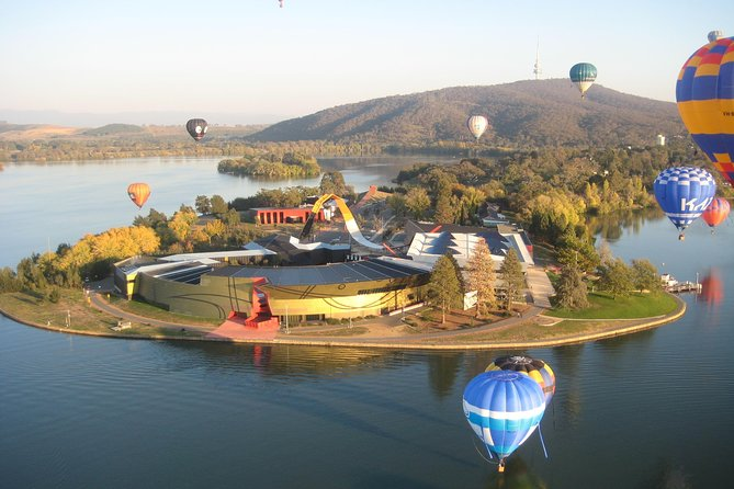 Canberra Hot Air Balloon Flight at Sunrise - Gold Coast Attractions