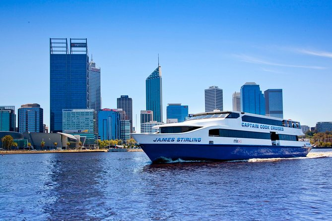 Fremantle Lunch Cruise - Gold Coast Attractions