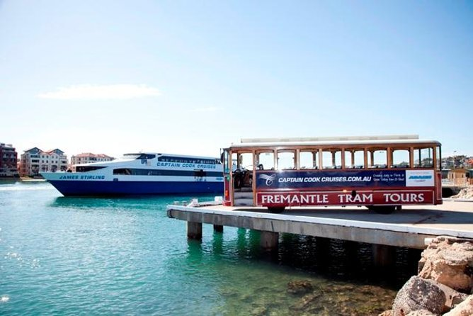 Perth Lunch Cruise including Fremantle Sightseeing Tram Tour - Gold Coast Attractions