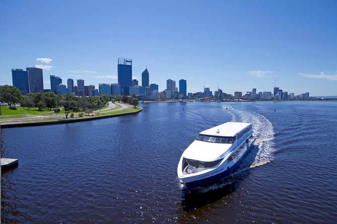 One-way Sightseeing Cruise between Perth and Fremantle - Gold Coast Attractions