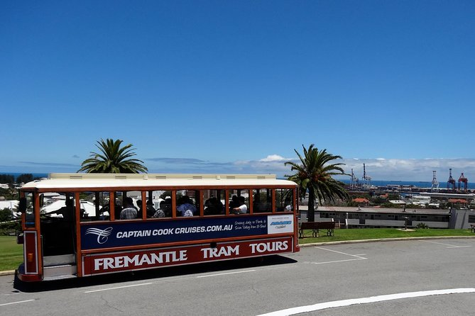 Perth Shore Excursion Fremantle Hop-On Hop-Off Tram Tour - Gold Coast Attractions